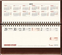 kalendarz Książkowe biurkowy